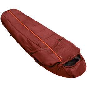 VAUDE Gamplüt 450 SYN Sleeping Bag cherrywood